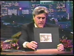 Video: Retro clip! 1989 -Strassman mentioned by Jay Leno