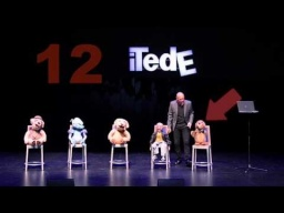 Video: 5 puppets in 15 seconds!